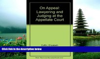 FAVORIT BOOK On Appeal: Courts, Lawyering, and Judging Frank M. Coffin BOOK ONLINE
