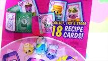 Shopkins Season 6 Playdoh Surprise Egg Shopkins Chef Club