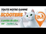 Les Scooters - Gamme 2015 - 2 Roues Feu Vert