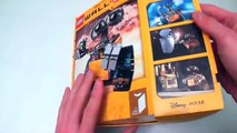 Learn To Build Wall E Bricks Construction Game Wall E Wall E Toy For Kids