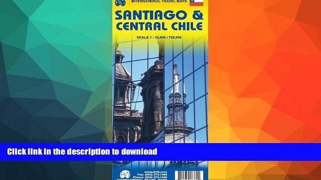 READ  Santiago de Chile 1:12,500 Street Map   Central Chile 1:720,000 Travel Map (International