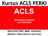08170825883 | Pelatihan ACLS | Kursus ACLS PERKI