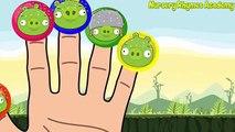 Bad Piggies Lollipop Finger Family - Angry Birds Bad Piggies Finger Family