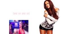 WWE Diva Maria Kanellis Theme song lyrics (HD)