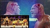 Bill Goldberg Vs Brock Lesnar Battle WWE Goldberg Kicked Brock Lesnar Survivor Series 2016 Video New