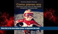 Download Verónica Beatriz Boneta Osorio Como pienso soy (AMAE) (Spanish Edition) Hardcover