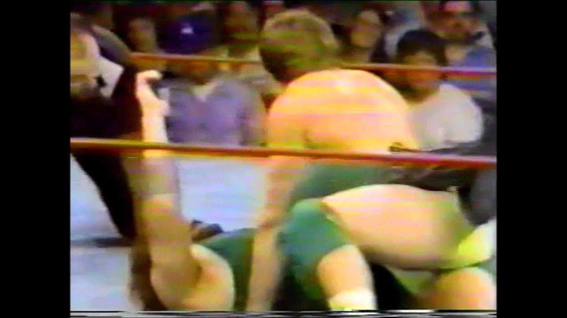 Roddy Piper vs Jonathan Boyd (Portland 1980)