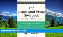 READ book The Associated Press Stylebook 2013 (Associated Press Stylebook and Briefing on Media