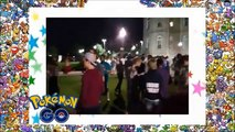 Pokemon Go Pokemon GOing crazy!