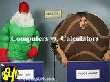 Computers vs. Calculators