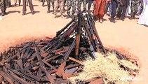 STOP AUX VIOLENCES FAITES AUX POPULATIONS.   LA SOUVERAINETÉ DU PEUPLE EST TRIBUTAIRE DES ÉNERGIES RENOUVELABLES POUR LE DÉVELOPPEMENT DURAB