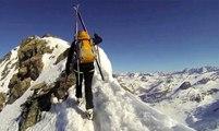 Destination Montagnes : L'Albaron en ski de randonnée