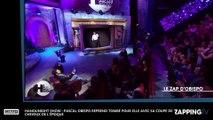 Hanounight Show: Pascal Obispo reprend Tombé pour elle avec sa coupe de cheveux de l'époque (déo)