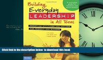 Pre Order Building Everyday Leadership in All Teens: Promoting Attitudes and Actions for Respect