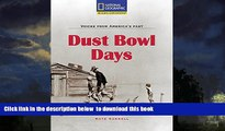Pre Order Reading Expeditions (Social Studies: Voices From America s Past): Dust Bowl Days