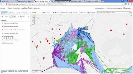 Les Capacités d'Analyse en ligne - Vos premiers pas sur ArcGIS Online - Episode 4