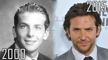 Bradley Cooper (2000-2015) all movies list from 2000! How much has changed? Before and Now!Hangover! The Hangover, Limitless, Silver Linings Playbook, Yes Man, American Sniper