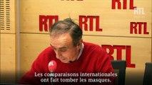 """Éric Zemmour : """"Le niveau de nos élèves ne baisse pas, il s'effondre"""""""