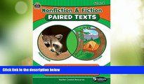 Best Price Nonfiction and Fiction Paired Texts Grade 3 Susan Collins For Kindle