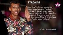 """Stromae """"n'a plus ene de chanter"""", l'artiste va-t-il arrêter la musique ? (VIDEO)"""
