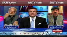 Intense Fight Between Danial Aziz & Ejaz Chaudhry
