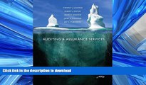 PDF ONLINE Auditing   Assurance Services, 5th Edition (Auditing and Assurance Services) READ EBOOK