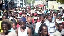Haïti: les résultats de la présidentielle contestés par la rue