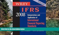 Buy Barry J. Epstein Wiley IFRS 2008: Interpretation and Application of International Accounting