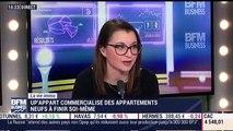 La vie immo: Up Appart commercialise des appartements neufs à finir soi-même - 01/12