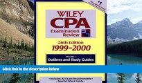 Online Patrick R. Delaney Outlines and Study Guides, Volume 1, Wiley CPA Examination Review,