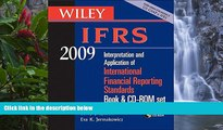 Online Barry J. Epstein Wiley IFRS 2009, Book and CD-ROM Set: Interpretation and Application of