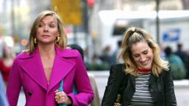Kristin Davis comments on Kim Cattrall 'Sex and the City' spin-off