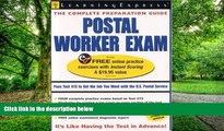 Best Price Postal Worker Exam (Postal Worker Exam: Pass the 473 Battery Exam to Win a Job in the