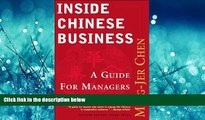 Download Inside Chinese Business A Guide for Managers