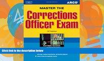 Pre Order Master the Corrections Officer, 15/e (Peterson s Master the Correction Officer) Arco mp3
