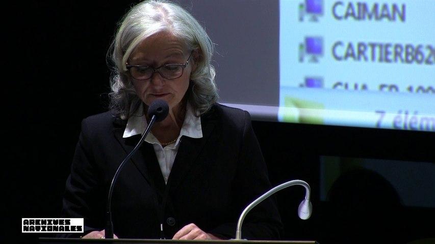 Isabelle Aristide : Henri Wallon dans les fonds d'archives