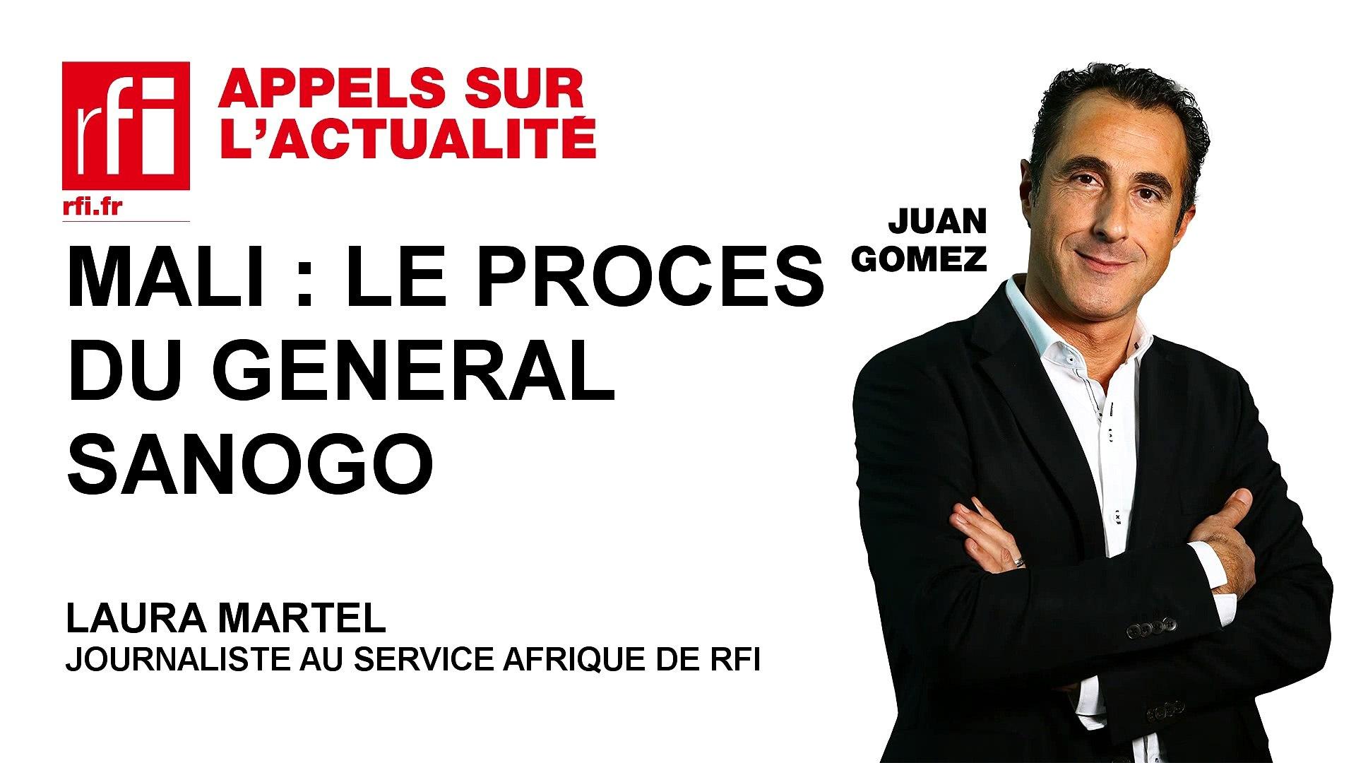 Mali : le procès du général Sanogo