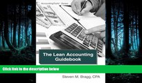 READ book  The Lean Accounting Guidebook: Second Edition: How to Create a World-Class Accounting