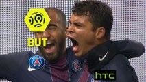 But Thiago SILVA (34ème) / Paris Saint-Germain - Angers SCO - (2-0) - (PARIS-SCO) / 2016-17