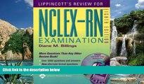 Online Diane M. Billings EdD  RN  FAAN Lippincott s Review for NCLEX-RN® (Lippincott s Q A Review