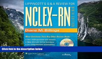 Buy Diane M. Billings EdD  RN  FAAN Lippincott s Q A Review for NCLEX-RN® (Lippioncott s Review