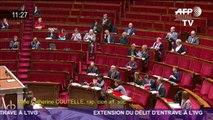 IVG : Laurence Rossignol défend l'extension du délit d'entrave