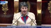 """Débat sur le délit d'entrave à l'IVG: """"Même pas peur"""", lance une députée menacée d'aller en enfer"""