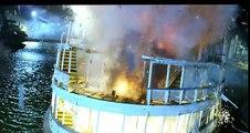 Transformers Age of Extinction - CLIP Lockdown Kills Ratchet (2014)  IMAX