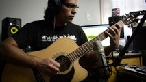 Acoustic guitar cover of 'Game of Thrones' theme music