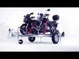 Remorque Erdé pour Transporter (moto, scooter, quad...) sur Feuvert.fr !