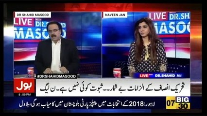 Live With Dr. Shahid Masood - 1st December 2016