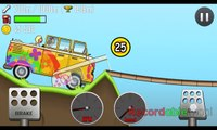 Hill climb racing - hippie ven 5( fully upgraded) hd games