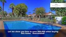 Rancho Mirage 2 bedroom condo Rancho Mirage homes for sale with a pool  92270
