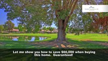 Rancho Mirage real estate for sale 2 bedroom  2  bath Rancho Mirage 92270